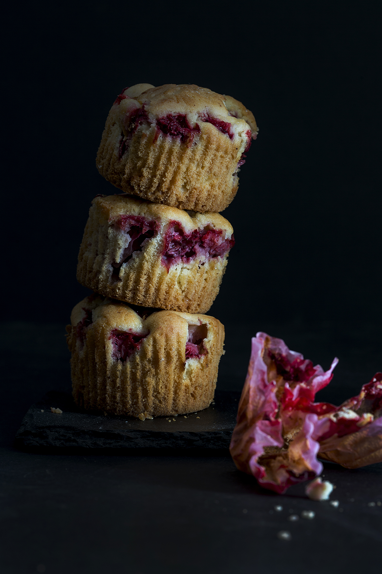 Food Photography, Muffins, Food photographer UK, Liverpool, Leeds, London, Manchester, Commercial Photographer