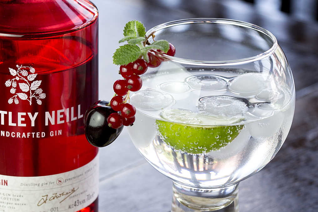 Whitley Neill Gin Raspberry, Rockwood Wirral Restaurant, Food Photographer Liverpool, Commercial photographer Manchester, Liverpool, Chester