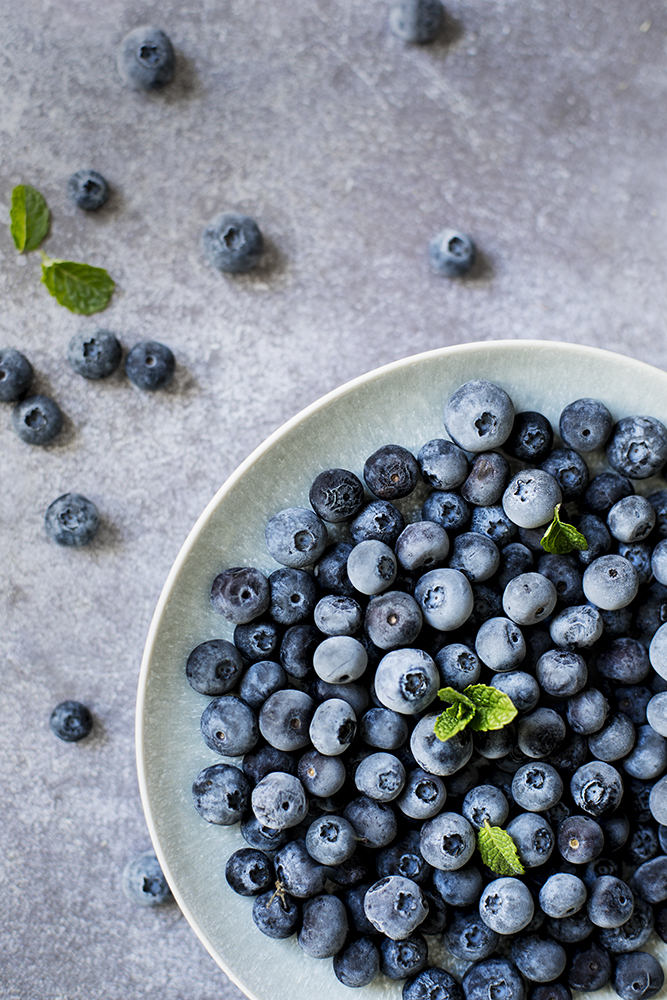 Food Photography, Blueberries, Food photographer UK, Liverpool, Leeds, London, Manchester, Commercial Photographer