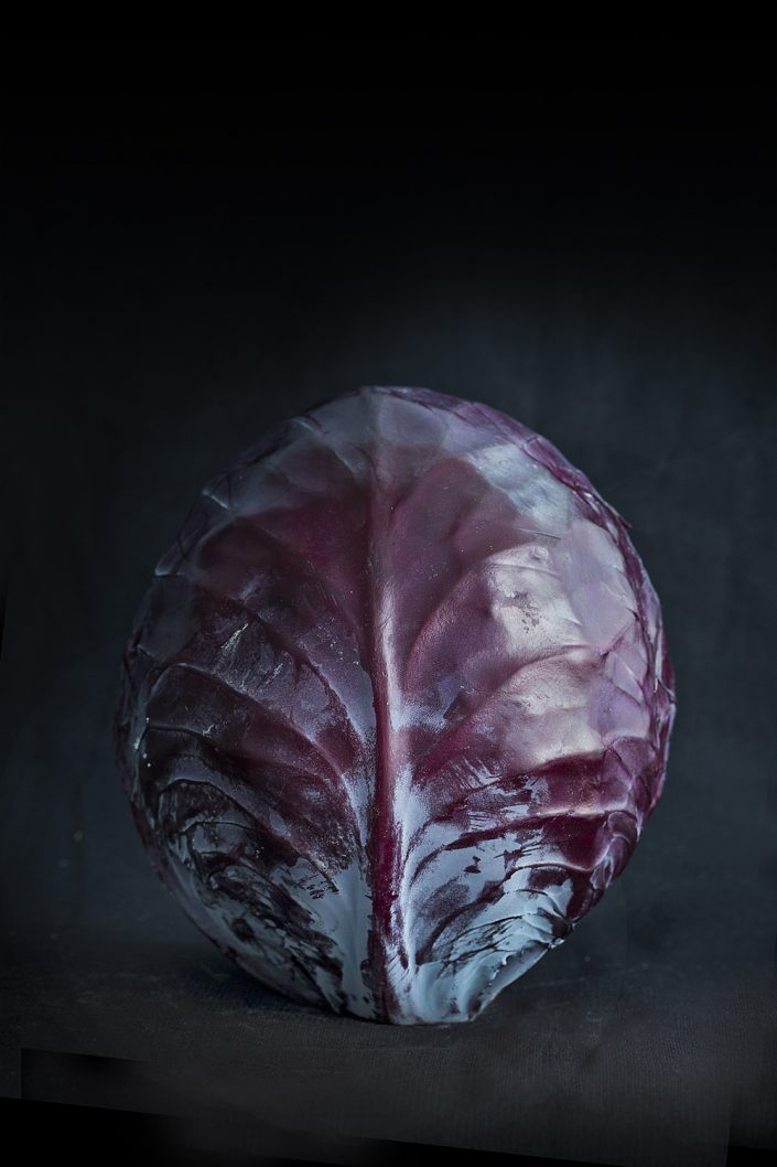 Food photographer UK, Commercial Photographer Liverpool, Manchester, London, Birmingham, Red Cabbage, Fine art photography
