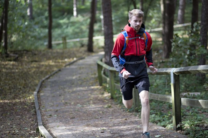 TrailRunner_NorthFace_Sports Photography
