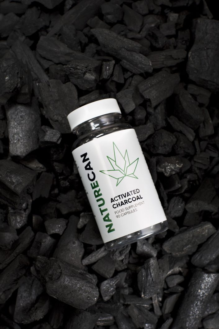 CBD, Activated Charcoal, Product Photographer Liverpool, Product Photographer Manchester, Product Photography UK