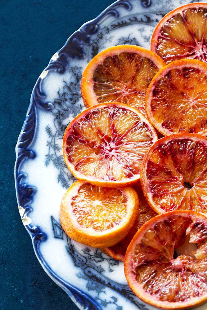 Blood Oranges Food Photographer UK Niland