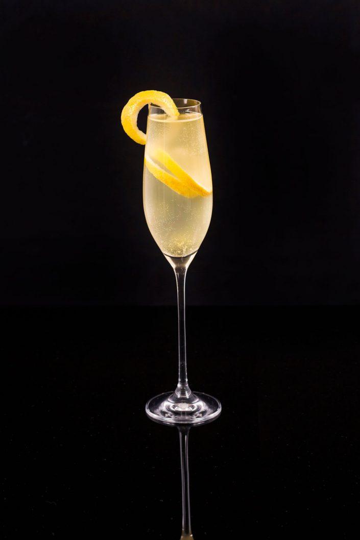 Food Drink photographer Kombucha Champagne Glass Patricia Niland Drinks Photography