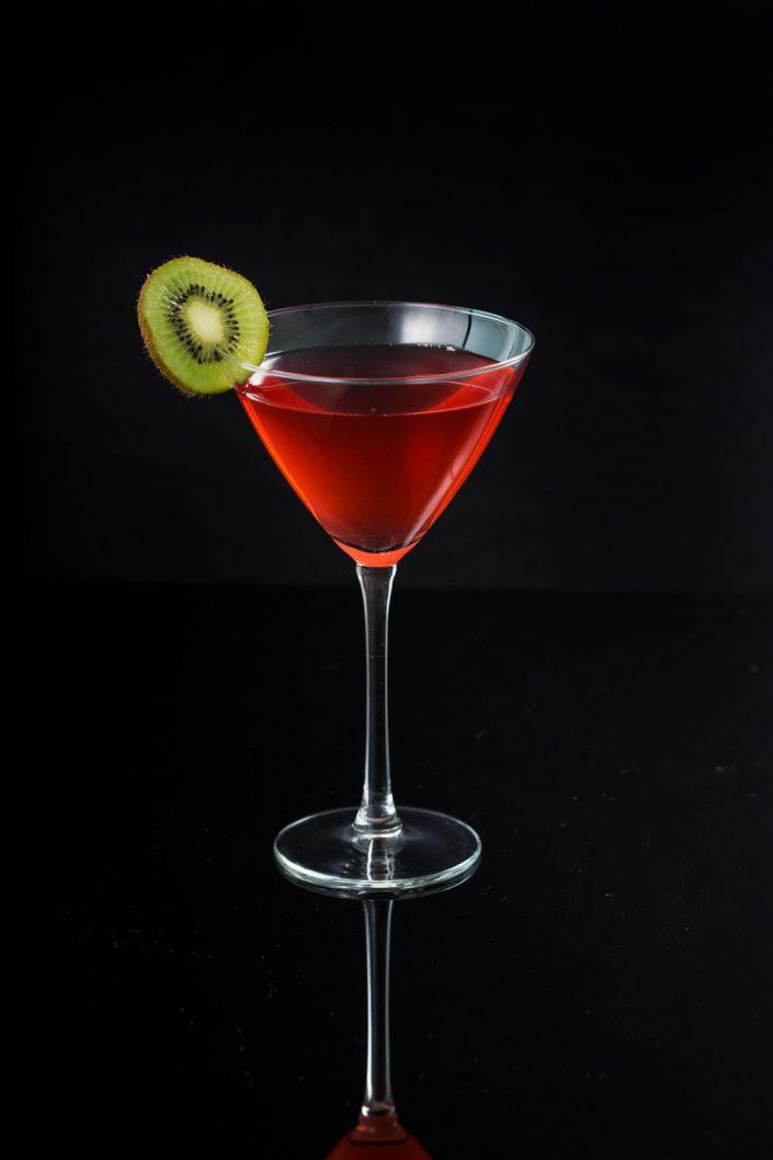 Food Drink photographer Kombucha Cocktail Martini Glass Patricia Niland Drinks Photography
