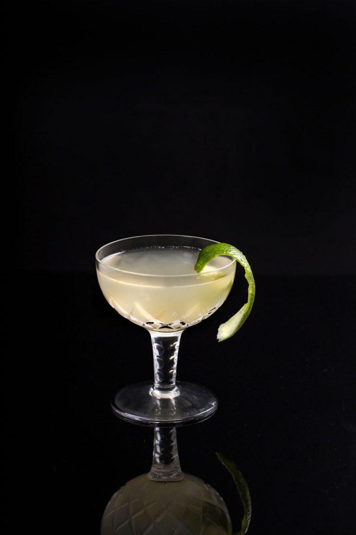 Food Drink photographer Kombucha Cocktail Lime Glass Patricia Niland Drinks Photography