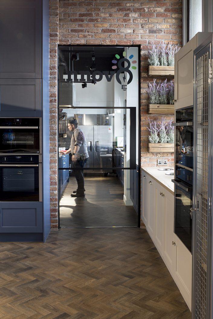 Photographer Liverpool Princes Foods Liver Building Innov8 Kitchen Chef